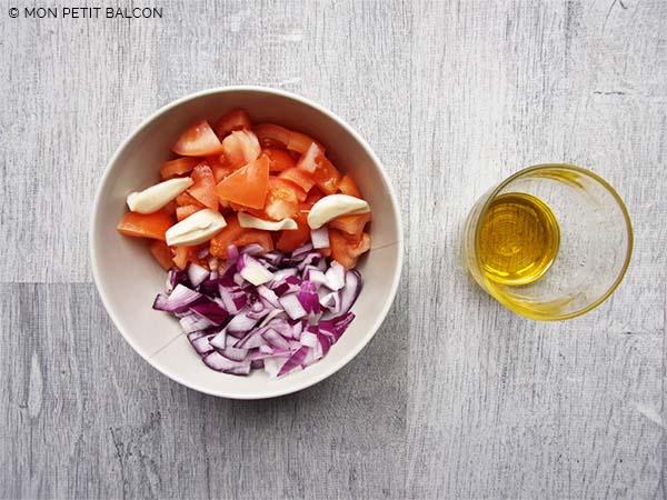 recette de sauce bolognaise végétale