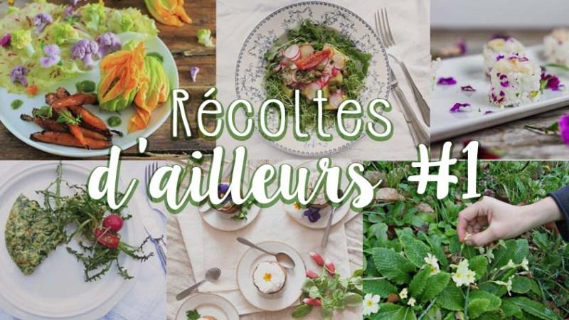 Fleurs comestibles : 6 recettes végétariennes originales