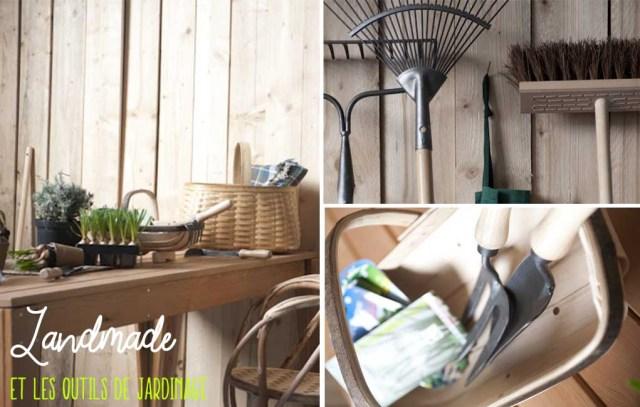 Landmade mobilier durable - outils de jardinage dewit fabriqués au pays-bas