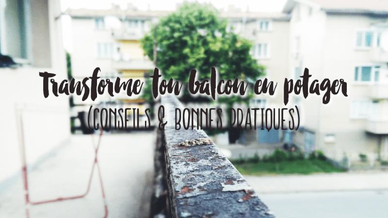 Comment cultiver un potager sur balcon (ebook)
