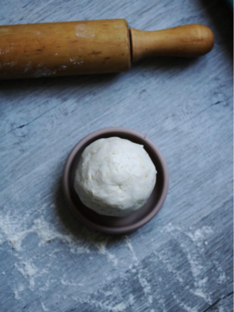 pâte à tarte maison sans gluten à la farine de riz et aux flocons de riz | Mon petit balcon