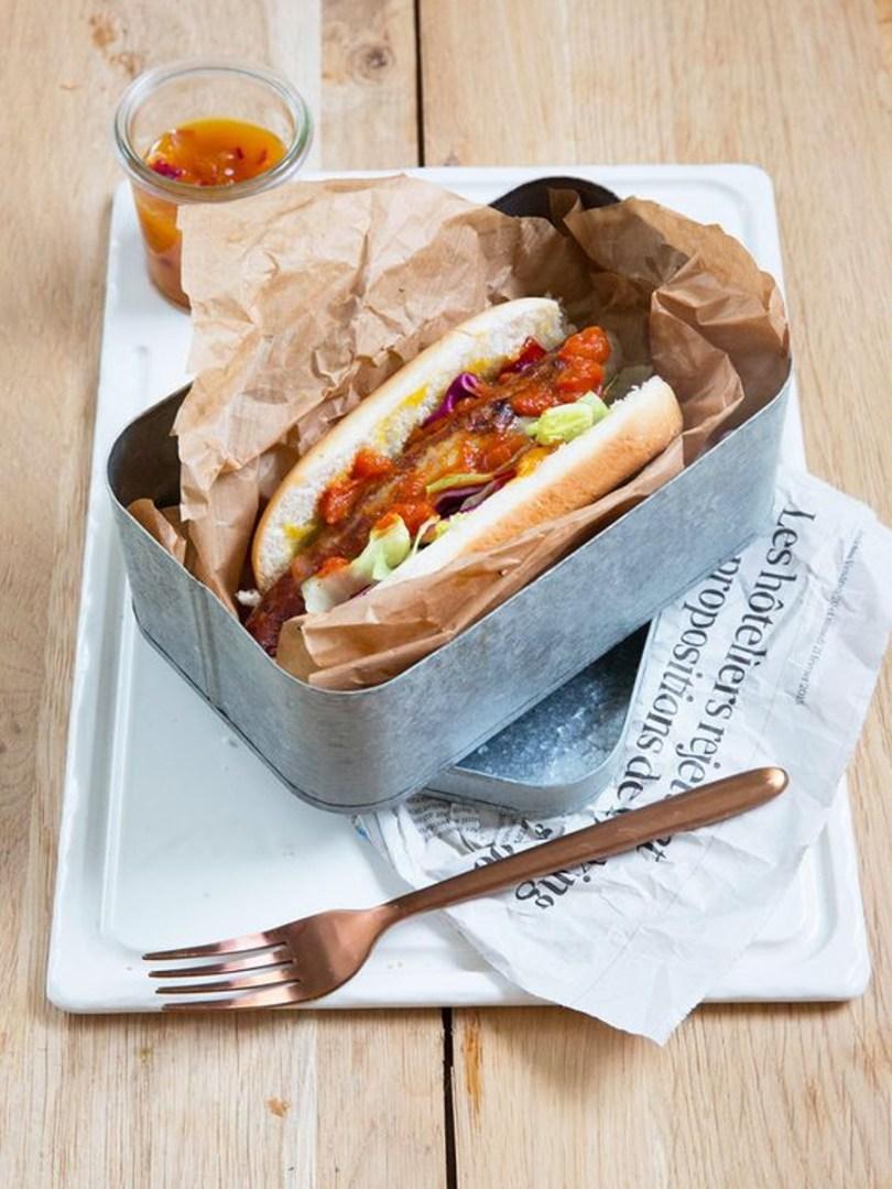 lunchbox inox et Inspirations et astuces pour organiser un pique nique zéro déchet