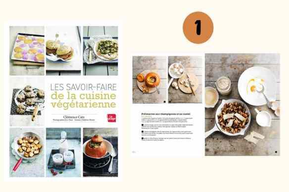 Ma Bibliotheque 5 Livres Pour Cuisiner Vegetarien Mon Petit Balcon