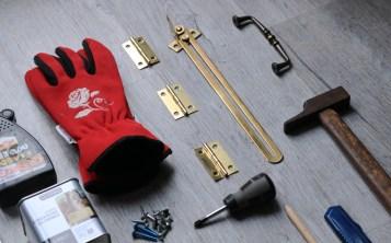 matériel pour fabriquer une serre en bois pour semis d'intérieur [DIY]