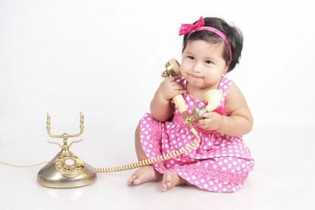 bebe-telephone