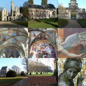 Abbaye de Chaâlis