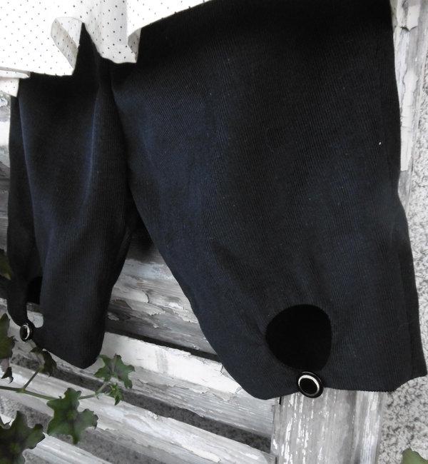 Pantalon Alibert noir Mon Petit Vestiaire