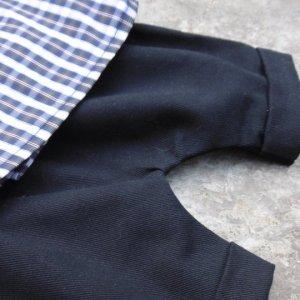 Culotte courte Morland et blouse Alexandre Mon Petit Vestiaire