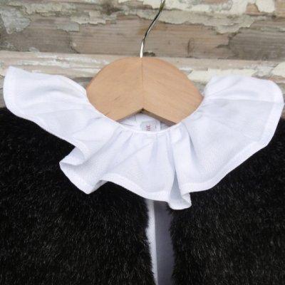 Gilet Petit pâtre Mon Petit Vestiaire et blouse Berceuse