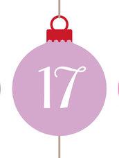Le 17ème jour de l'Avent