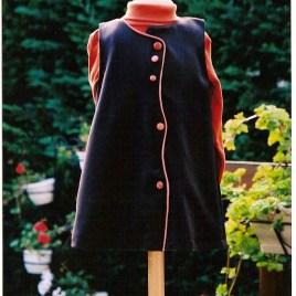 Robe chasuble Arabesque Mon Petit Vestiaire