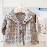 Crochet Jacket and other news…