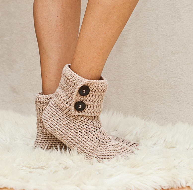 Ladies Ankle Boots pattern is updated!