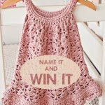 It is here – Chantilly Lace Sundress and the winner announcement!