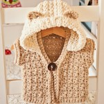 Add to your list – Fun Shell and Cluster Cardigan!