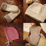 Monkey Hooded Cardigan – super cute new pattern and 30% discount!