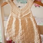 New Truffle Ruffle Dress to make this summer!