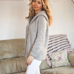 New Pistachio Cardigan and only today – 30% discount!