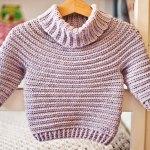 Crochet – Bobble Romper and Wisteria Cardigan!