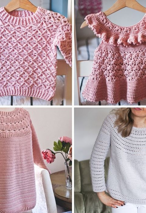crochet pattern by Mon Petit Violon