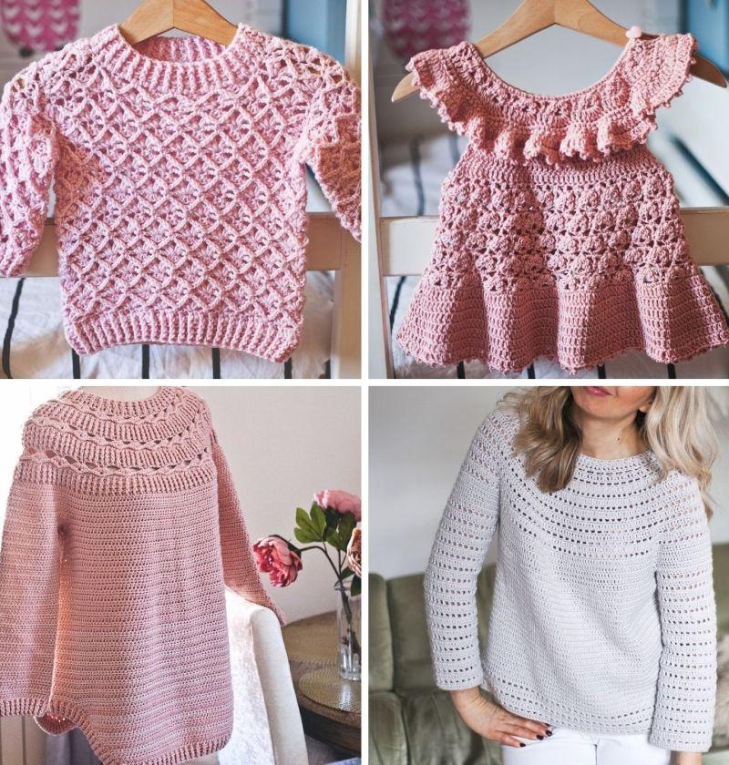 crochet pattern by Mon Petit Violon