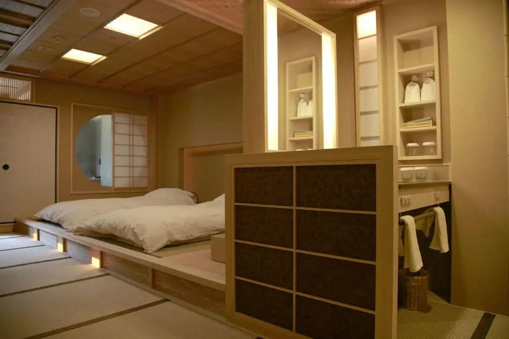 Deco Chambre Zen Bambou | Office Balcony Garden Designs In ...