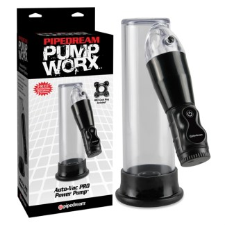 Auto-Vac Pro Power Pump - Pump Worx