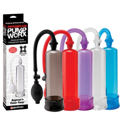Beginner Power Pump - Pump Worx