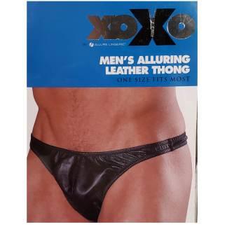 String en Cuir pour Homme XOXO