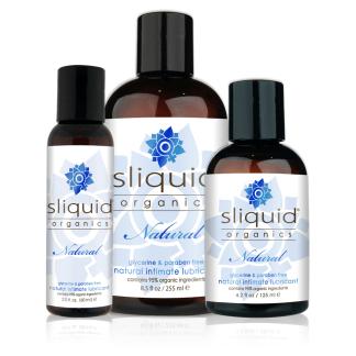Organic - Sliquid - Lubrifiant personnel Organique