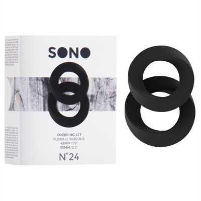 Cockring Set - N24 - Sono