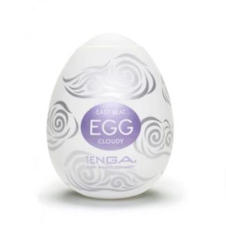 Cloudy Egg - Tenga