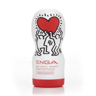 Original Vacuum Keith Haring Edition - Tenga Onacup