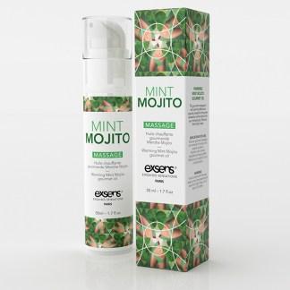 Menthe Mojito - Huile Chauffante Gourmande - Exsens