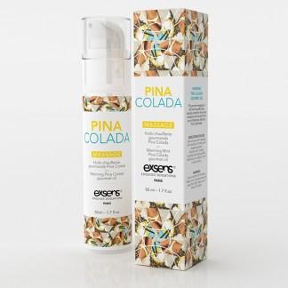 Pina Colada - Huile Chauffante Gourmande - Exsens