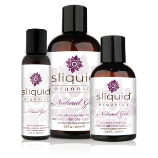 Naturel Gel - Organic - Sliquid - Lubrifiant personnel Organique