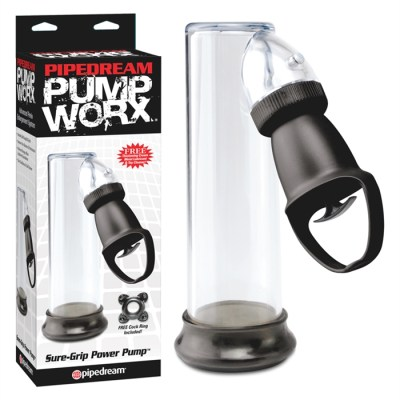 Sure-Grip Power Pump - Pump Worx