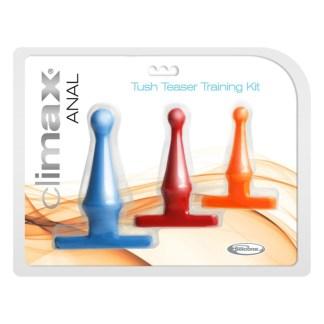 Tush Teaser Trainer Kit - Climax Anal
