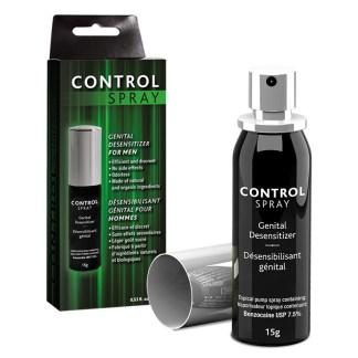 Control Spray - Adore U Höm - Désensibilisant pour hommes