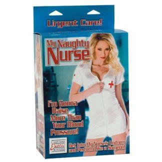 My Naughty Nurse - California Exotics