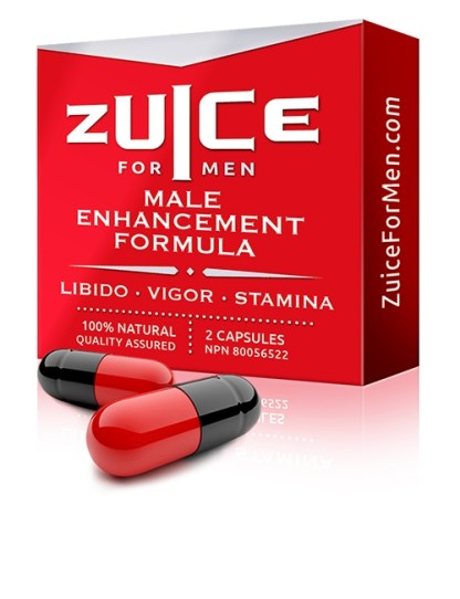 Zuice For Men - Stimulant Sexuel