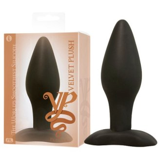 Pleaser - Velvet Plush - Plug Anale - Icon Brands