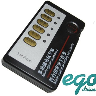 Electo Shock Controller - Ego Driven