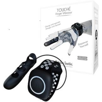 Touché Finger Vibrator - Doigt Vibrant Rechargeable - Adrien Lastic (2)