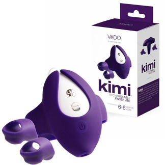 Kimi - Doigt Vibrant Rechargeable - VèDO