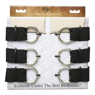 Extreme Under The Bed Restraint Edge - Système d'Attaches Sous le Lit - Sportsheets
