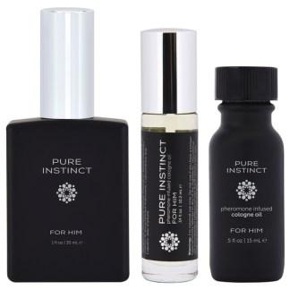 Pure Instinct - Parfum de phéromone pour Lui