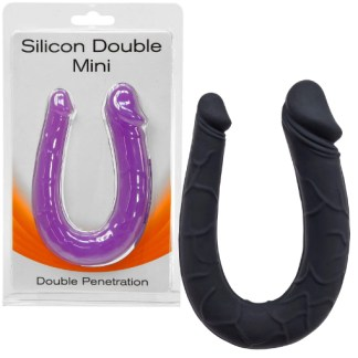 Silicon Double Mini - Gode Double Pénétration - Seven Creations