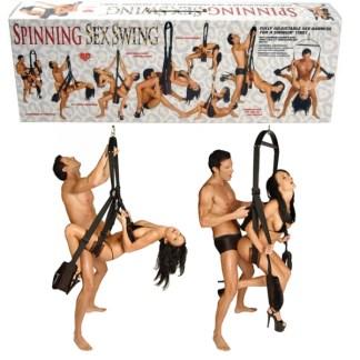 Spinning Sex Swing - Balançoire de Sexe - Topco Sales