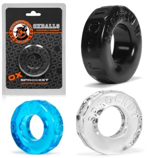 Sprocket - Anneau de Performance - Oxballs